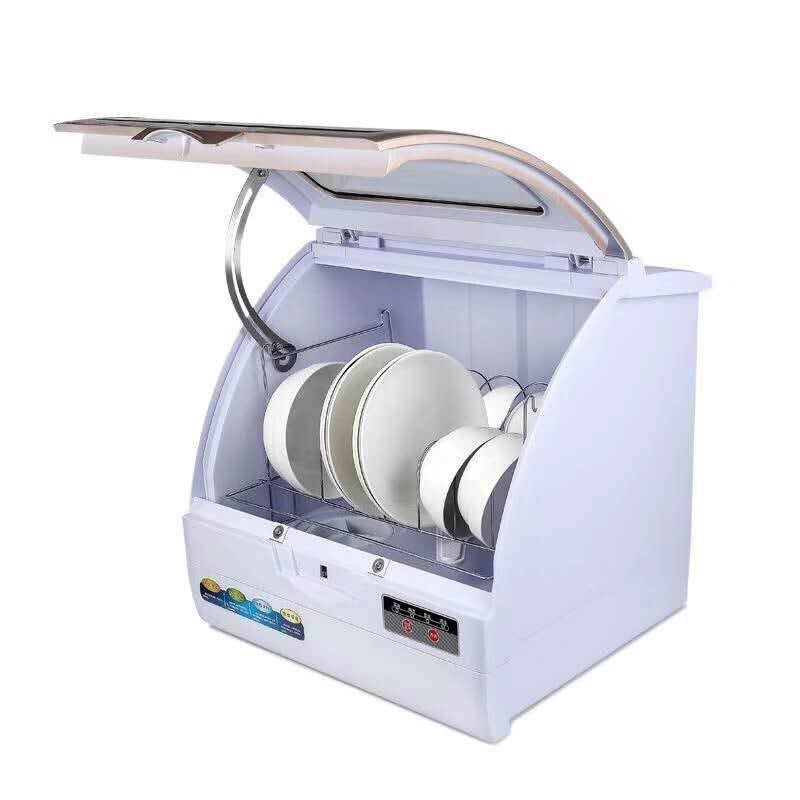 Máy rửa bát khử trùng mini ở Nhiệt độ thấp .