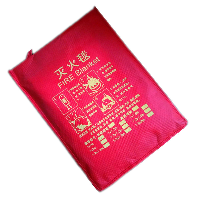 DASHUN Safety protection fire equipment fire equipment asbestos fire blanket fire blanket fire blank