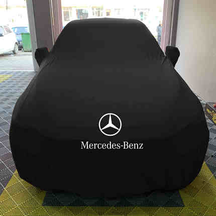 Áo trùm xe hơi  Áo trùm xe Mercedes-Benz mới C200L E200E260E300L phủ áo chống nắng GLA200GLK300GLC26