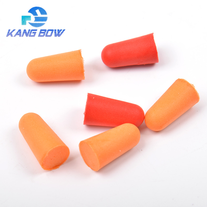 Factory direct sponge earplugs sound insulation, strong sound insulation, super noise reduction, wor