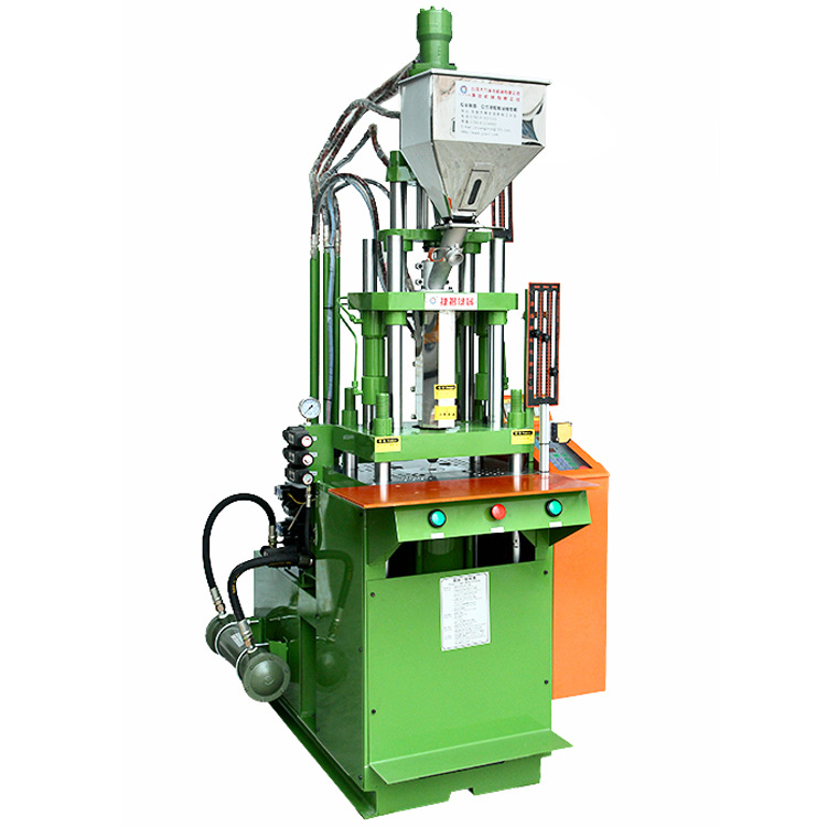JIEYANG Vertical injection molding machine Brand new plastic impact spline injection molding machine