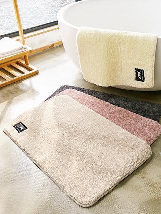Đệm chống trơn Thảm trải sàn phòng tắm thảm cửa ra vào thảm cửa phòng ngủ thảm trải sàn phòng tắm th
