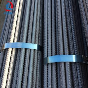 The second rolling of HRB400 rebar