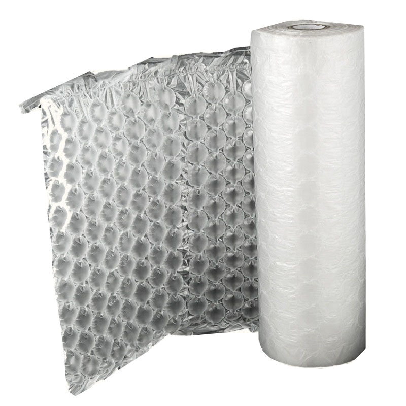 MINGYUAN Buffer gourd film bubble inflatable transparent shockproof packaging film gap filling bag e