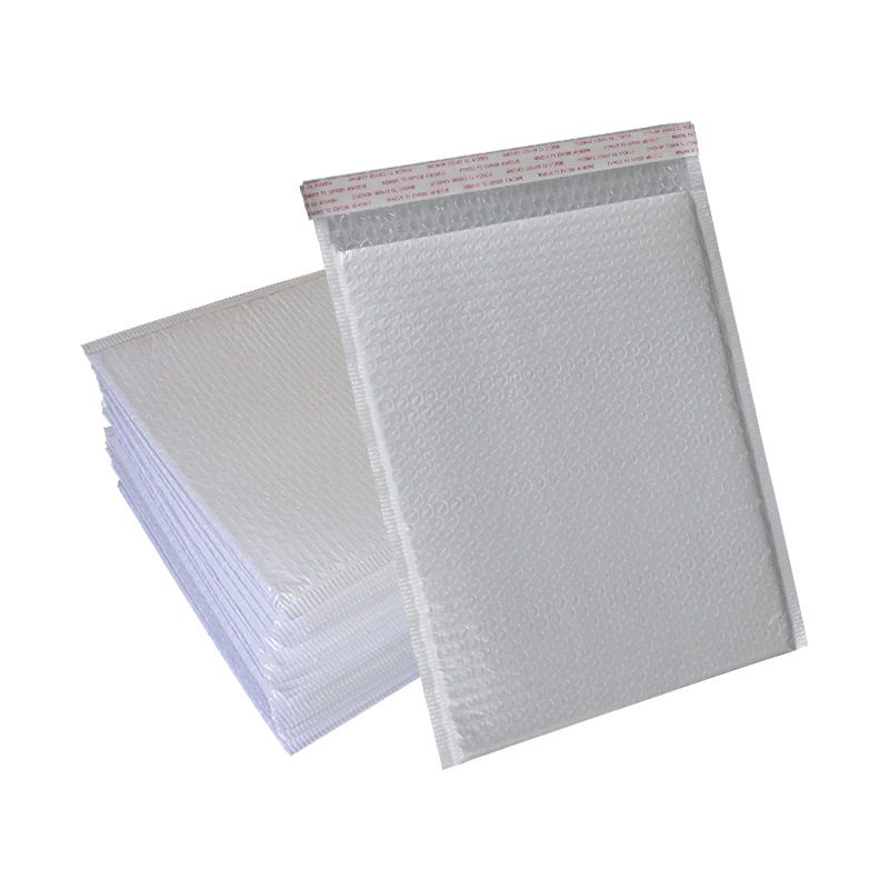 RUILIDA White pearlescent film bubble bag thickened composite logistics express foam packaging bag s