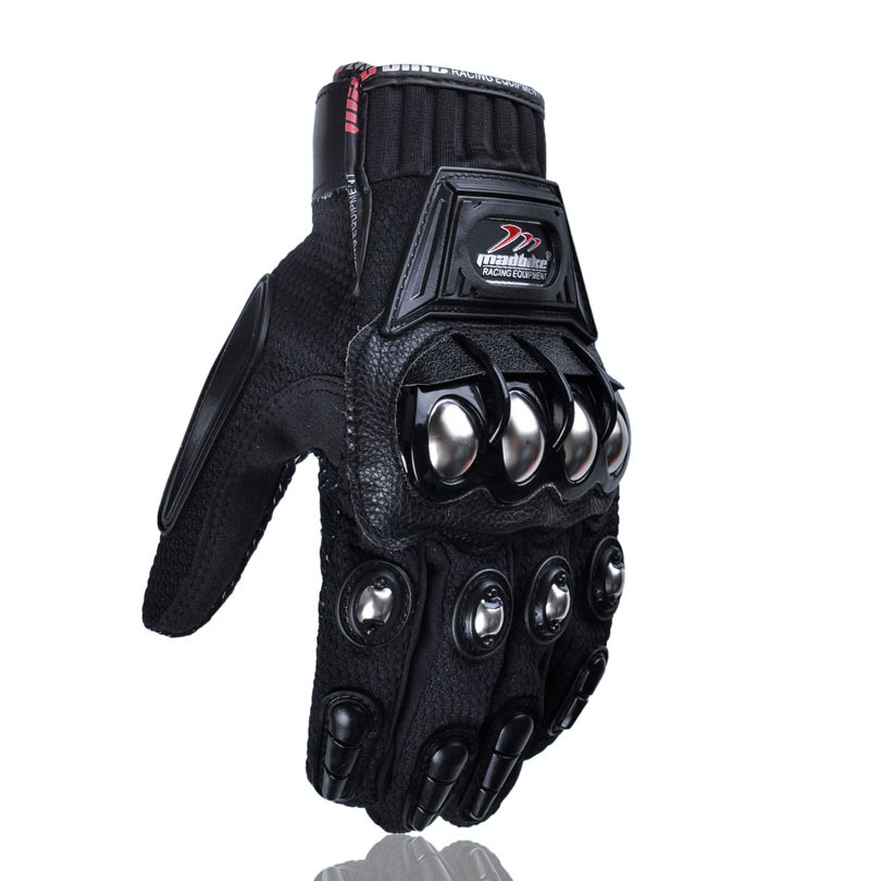MADBIKE Explosive cross-country motorcycle gloves alloy protective riding gloves racing electric car