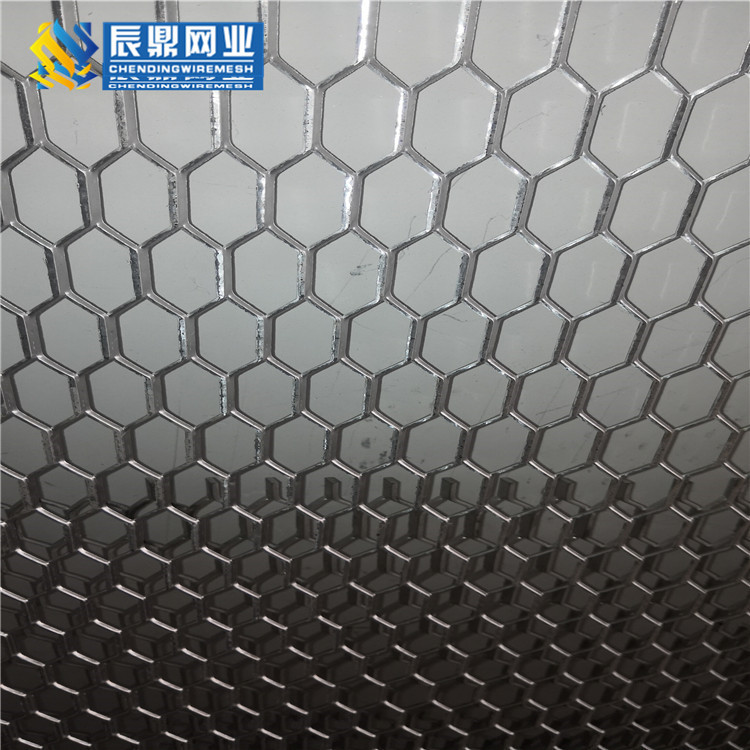 CHENDING Steel plate punching netting diamond-shaped construction netting stainless steel plate nett