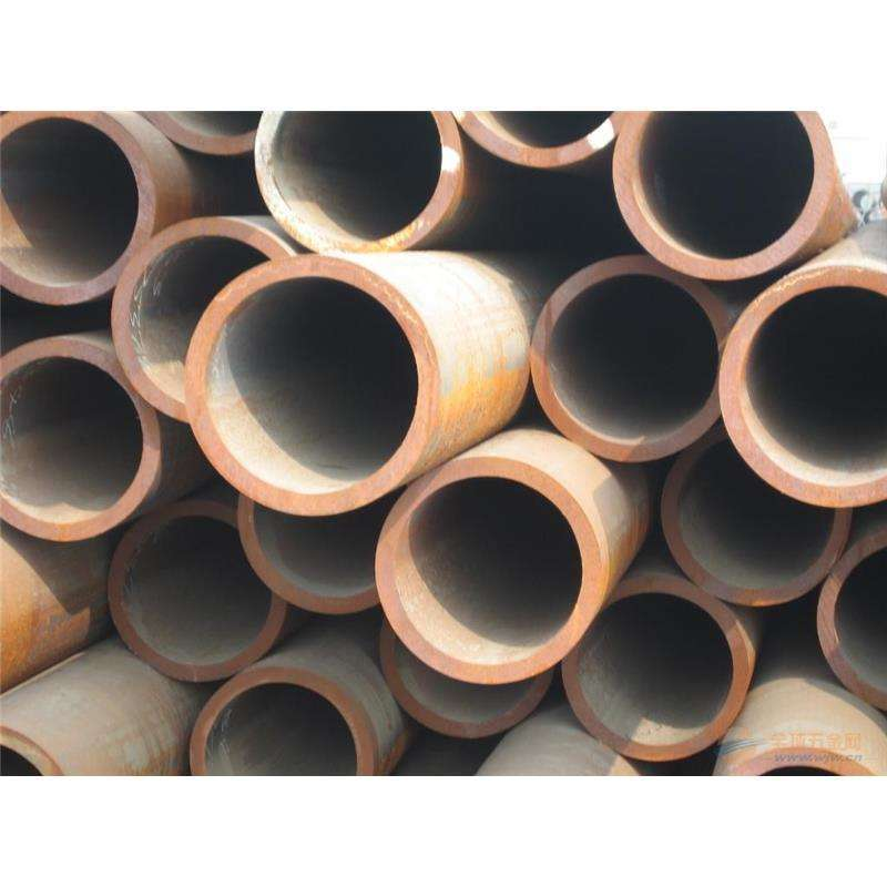 High quality supply of A3 seamless steel pipe 45 large diameter thick wall pipe