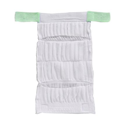Tả vải  Tã dán quần bé gái Aina Knight Tã bỏ túi Khóa sơ sinh Tã vải 5/10 thoáng khí và có thể giặt
