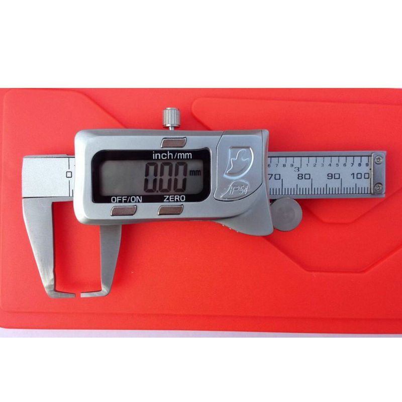 TH Supply of waterproof electronic digital calipers 0-30mm for outsourcing slots