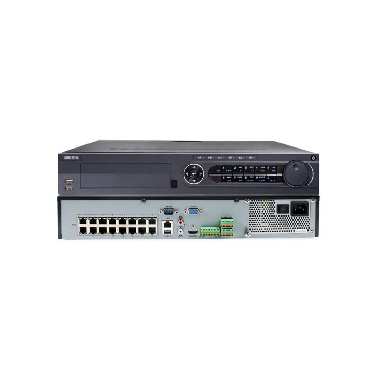 Hikvision 16-channel network hard disk video recorder HD host H.265 encoding DS-7916N-K4/16P