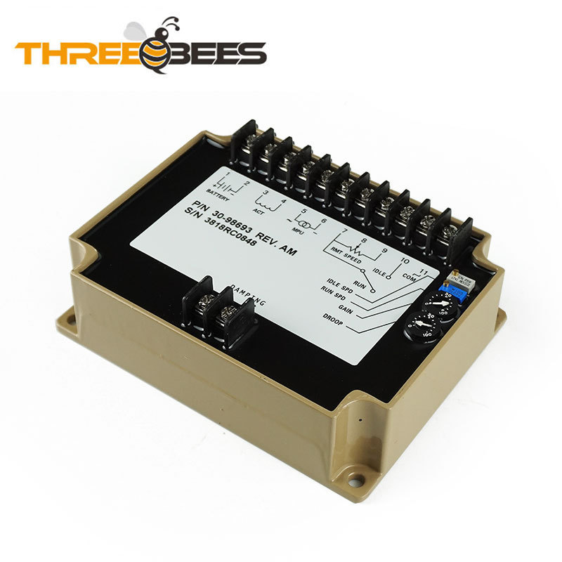 3098693 3062322 4914090 3037359 Generator governor speed control board