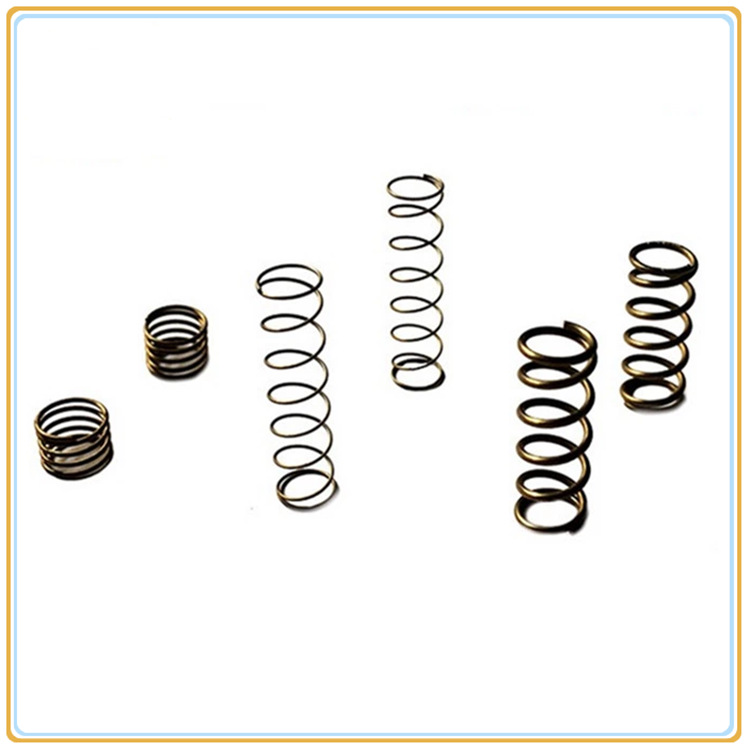 Supply a variety of high-quality small springs, compression springs, stainless steel springs, good e