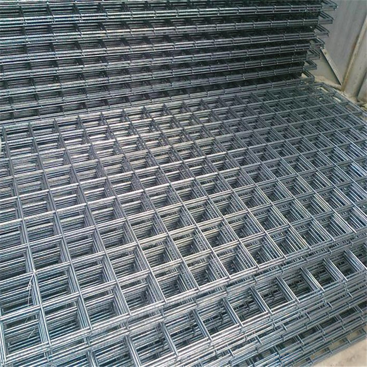 WANXIN Butt welded wire mesh, welded wire mesh, steel mesh, construction mesh, metal support, galvan