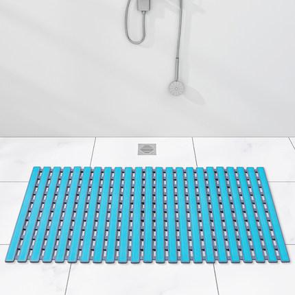 Đệm chống trơn TPE + PP composite phòng tắm tấm lót chân chống trượt chống thấm nước thảm nhà tắm gi