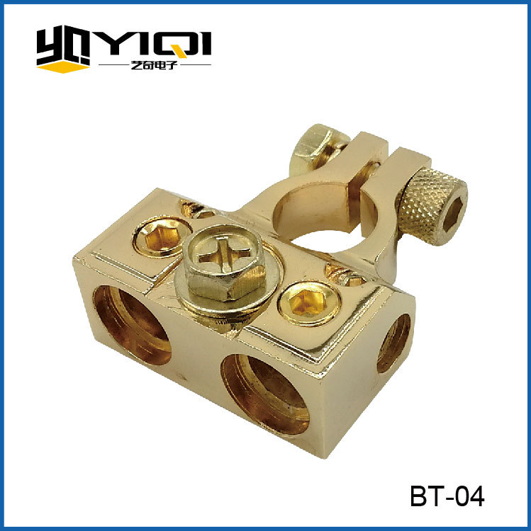 YIQI Electronic protection components for all-metal electric vehicles