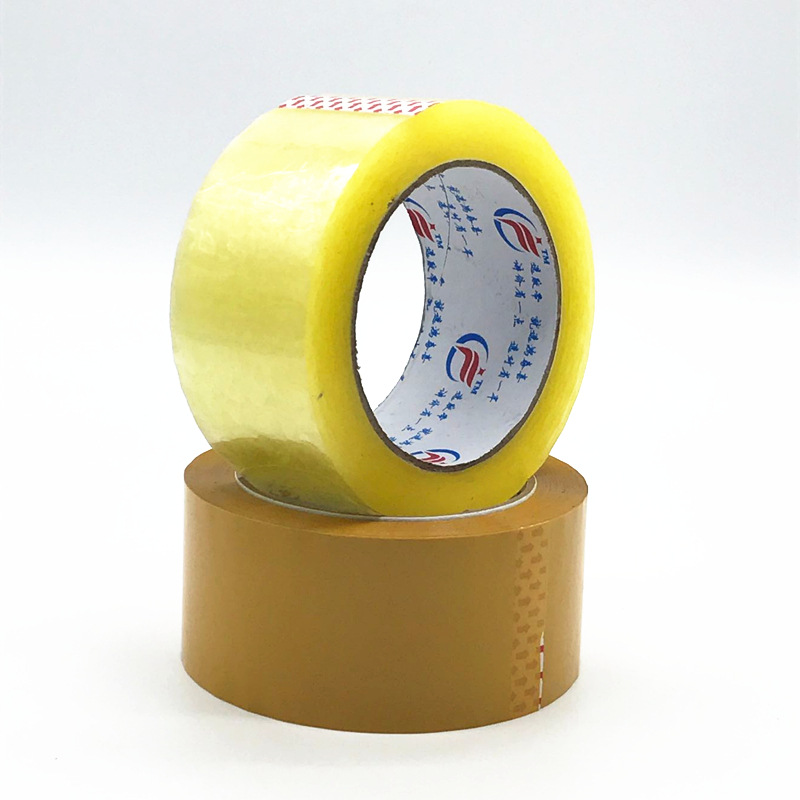 HONGTAIXI Spot transparent customizable sealing tape 50MM wide and 1.5 cm thick