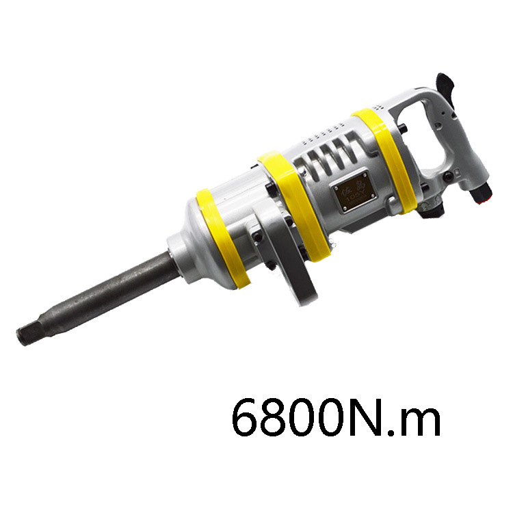 ZD1200 wind gun pneumatic impact wrench auto repair tool super torque industrial thread disassembly