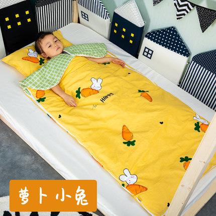 Túi ngủ trẻ em Túi ngủ cho trẻ em, mô hình mùa xuân và mùa hè cho trẻ em, mô hình mỏng mùa thu và mù