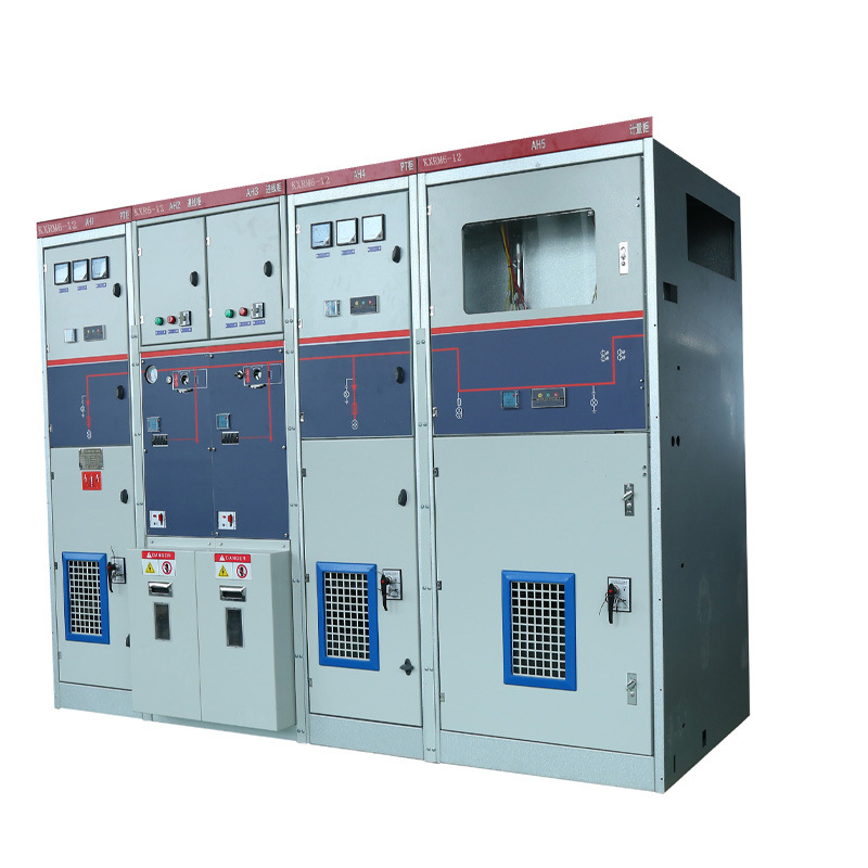 KEXUN Production of customized gas-filled cabinets, fully insulated and fully enclosed high-voltage