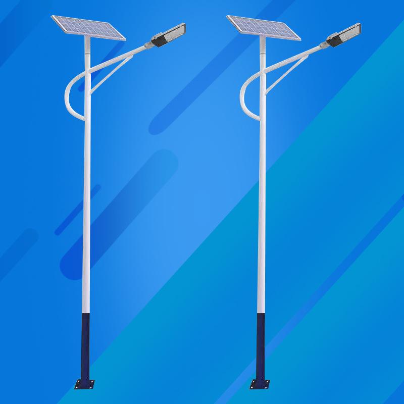 Solar street light, outdoor road light, new rural area super bright waterproof high pole light, rura