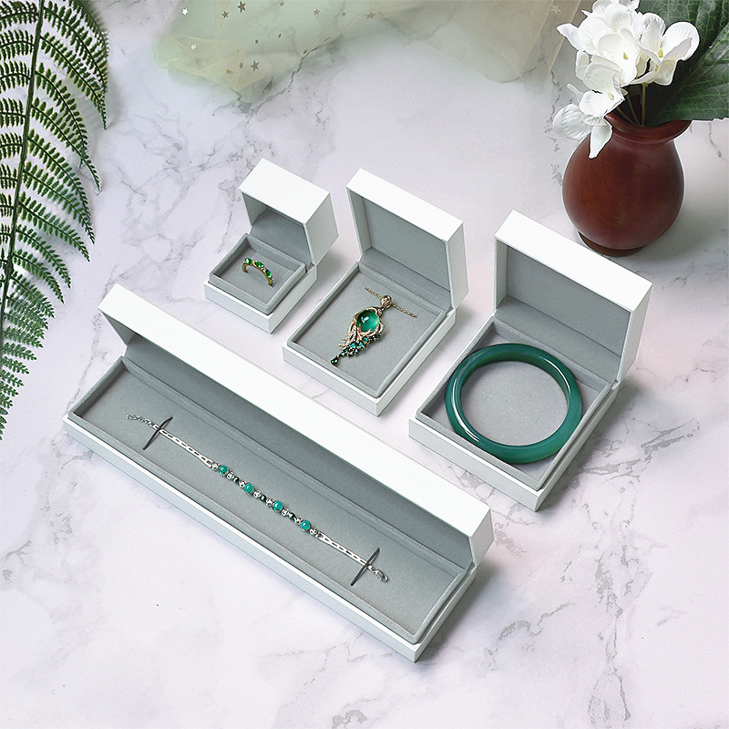 SUNDUN Jewelry Box High-end Yunlong Pattern Packaging Box Pendant Jewelry Box Necklace Box Earring B