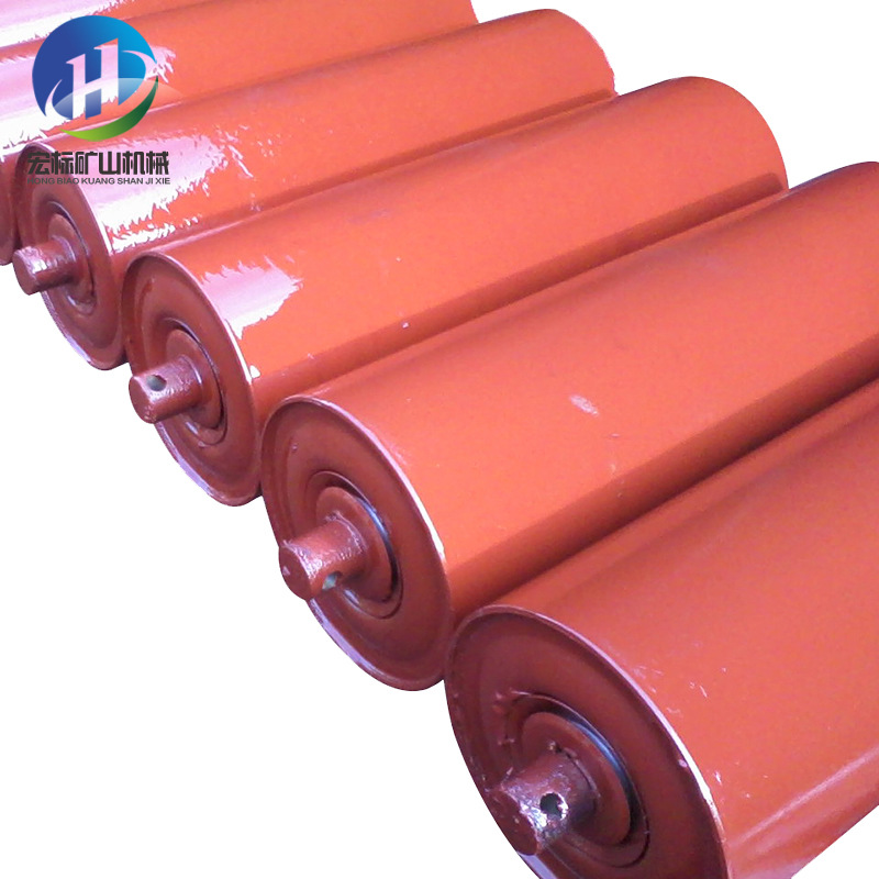 HONGBIAO Rubber-coated buffer rollers Industrial rubber products, rubber-coated rollers, nylon rolle
