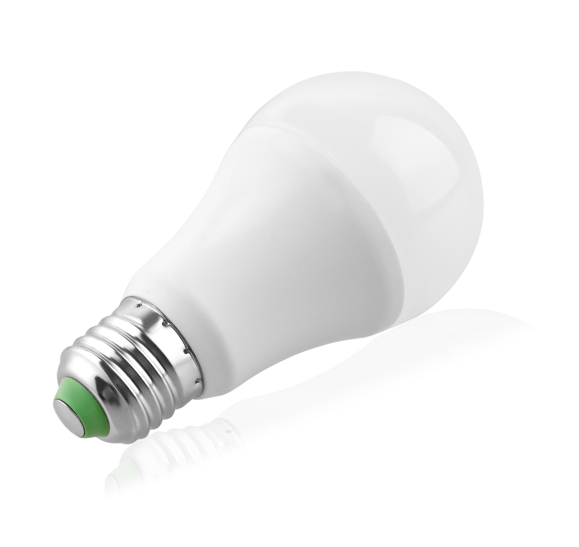 RIZHENGDA 7W microwave bulb light! Radar sensor LED bulbs are newly launched