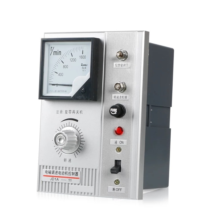NAITE Factory direct supply electromagnetic speed motor controller JD1A-11 220V speed governor speed