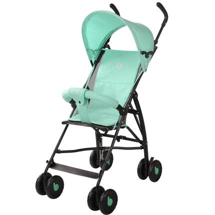 Baby Good Xe đẩy trẻ em  Ô Xe Siêu nhẹ Xe đẩy di động bb Xe đẩy trẻ em Gấp Xe đẩy trẻ em đơn giản Mù