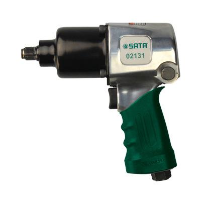 SATA Shida Tools 1/2 Powerful Air Impact Wrench 02131