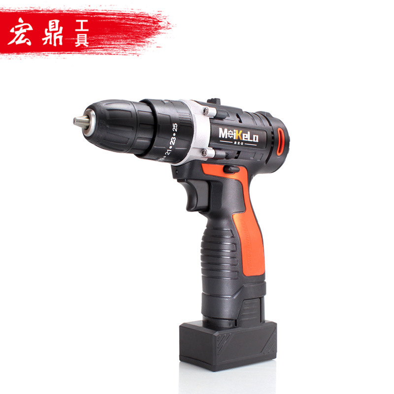 MEIKELA Lithium electric drill rechargeable hand drill 12v electric screwdriver mini electric drill