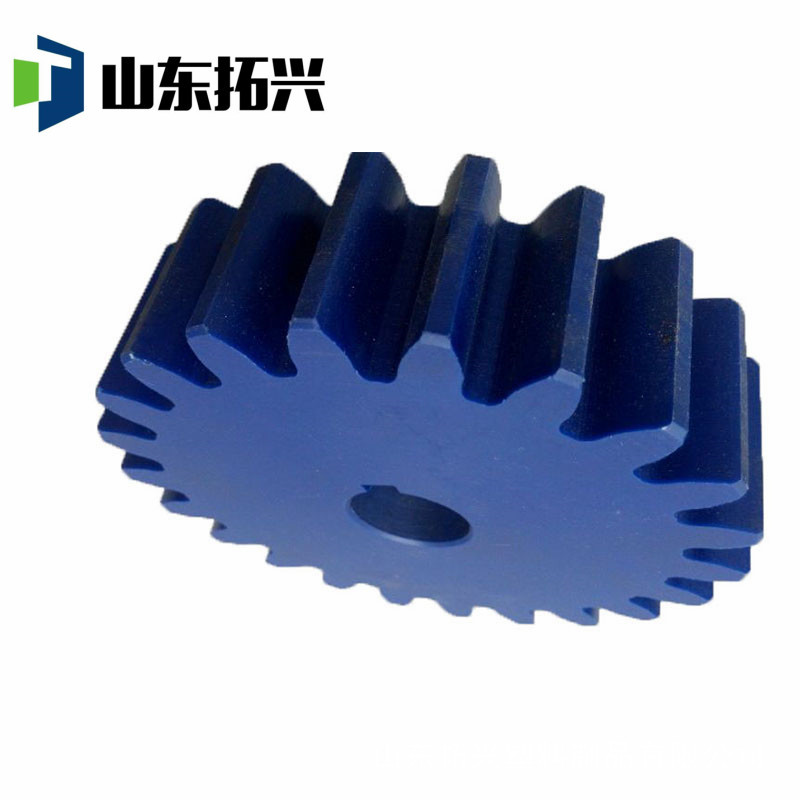 TUOXING Various specifications of nylon gears, wear-resistant and antistatic nylon gears for textile