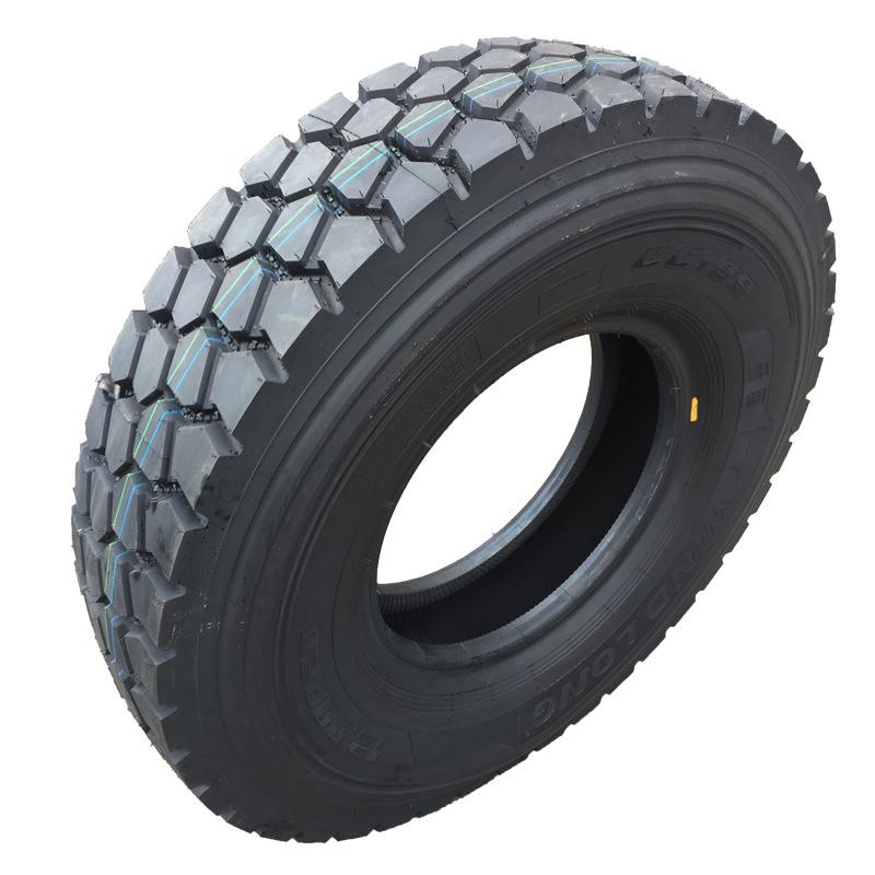 WEILONG High load-bearing rear eight-wheel double-axle truck dump truck dump truck front four rear e