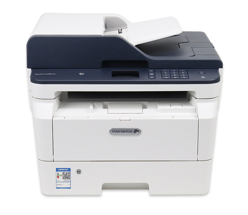 Fuji Xerox m288dw double-sided laser printing all-in-one machine fax automatic double-sided printing