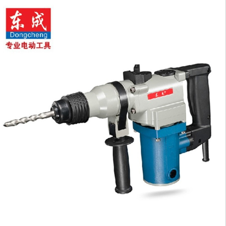 Dongcheng electric hammer electric pick dual purpose 28 impact drill household concrete single use 2