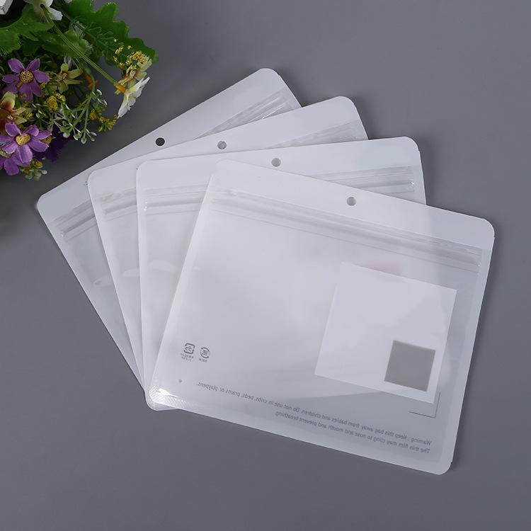 YULI Spot men's and women's underwear packaging bags, general-purpose clothing, swimming trunks, K