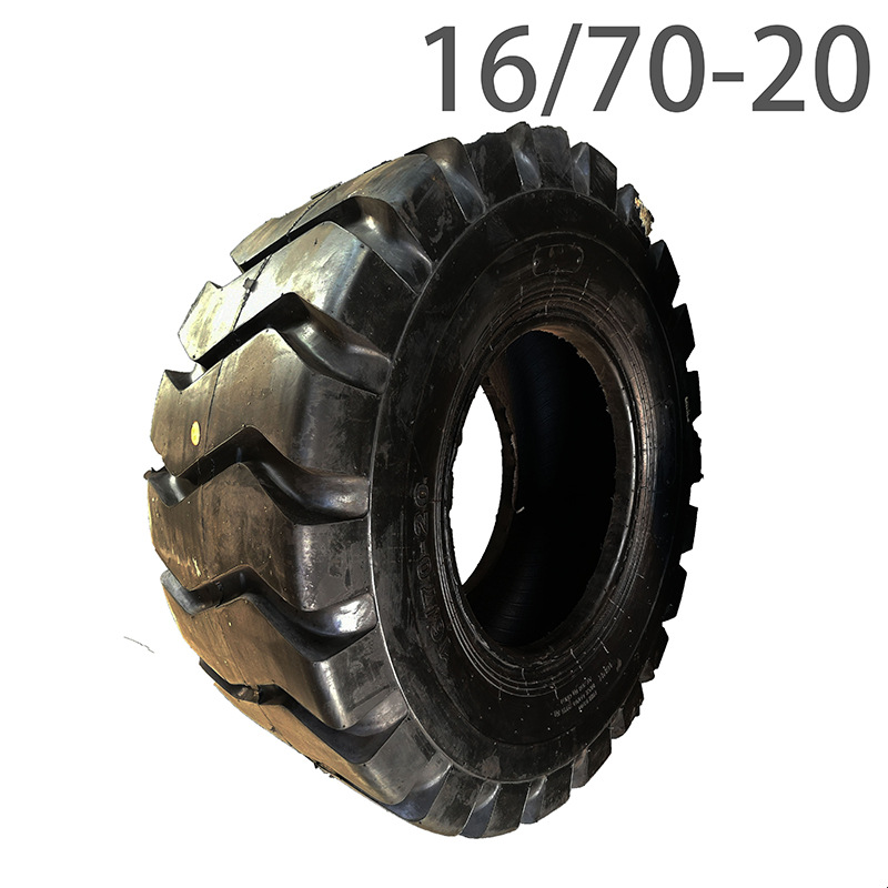 LEIHU 16/70-20 E3 Customized tires Engineering tires Factory source tires Processed tires