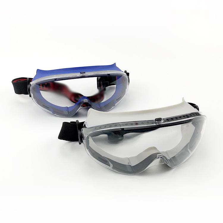 Jianli protective anti-chemical splash goggles EN1661F goggles anti-impact safety glasses