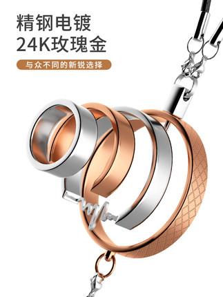 Đồ trang trí móc treo  Mặt dây chuyền ô tô cao cấp với mặt dây chuyền bên trong bảo vệ an toàn cho n
