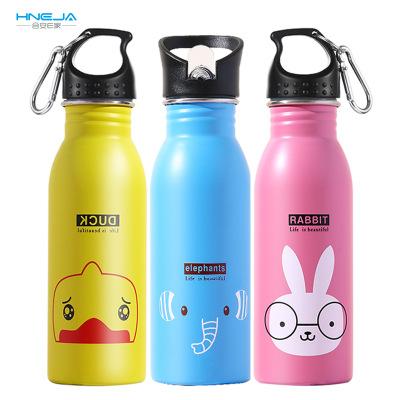 Ấm,bình đun siêu tốc Hean E Home K601 Ấm đun nước dành cho trẻ em của Mỹ 304 Bình thể thao bằng thép
