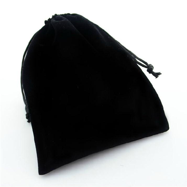 OPK Jewelry Wholesale Black Trend Hot Selling Fashion Drawstring Pockets There are different sizes J