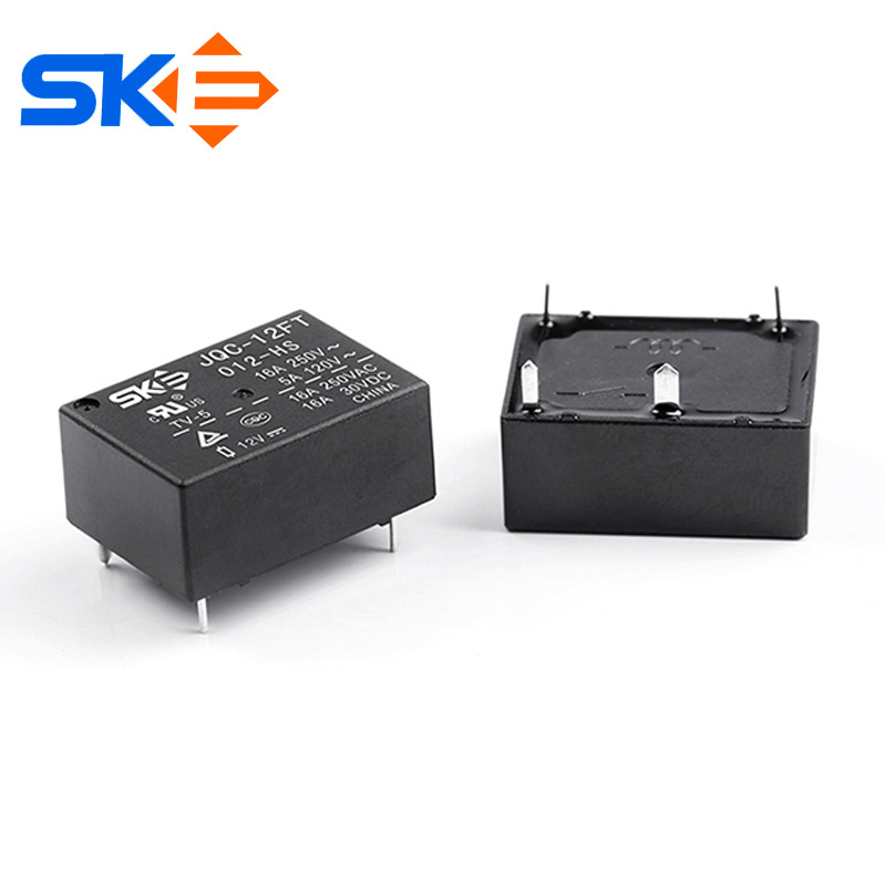 SKE Relay Manufacturer Sike Relay Smart Home 12FT Small 12V Relay