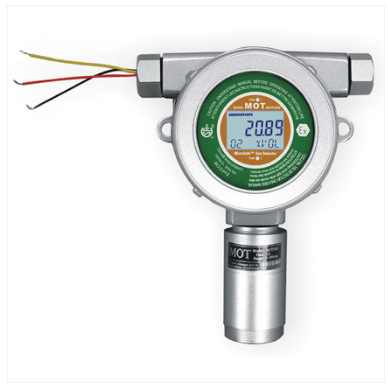 BAOSHIAN Fixed non-methane total hydrocarbon detector JA500-NmHC gas detection alarm online detectio