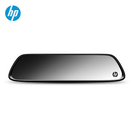 HP Camera lộ trình  Dash Cam Car HD Night Vision Miễn phí Lắp đặt Không dây Phía trước và Phía sau G