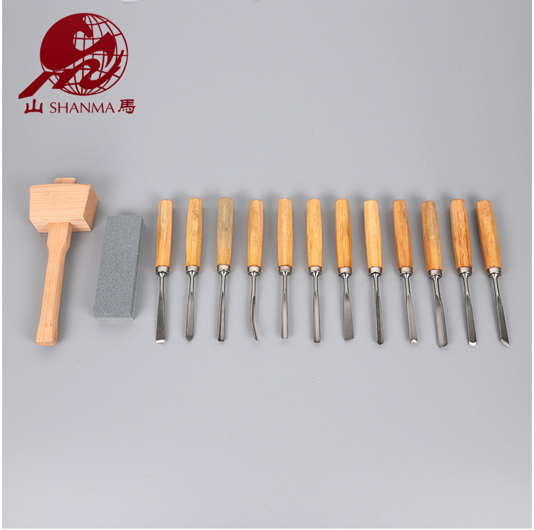 14 piece engraving knife price discount carving Chisel Set woodcarving knife cutting tool