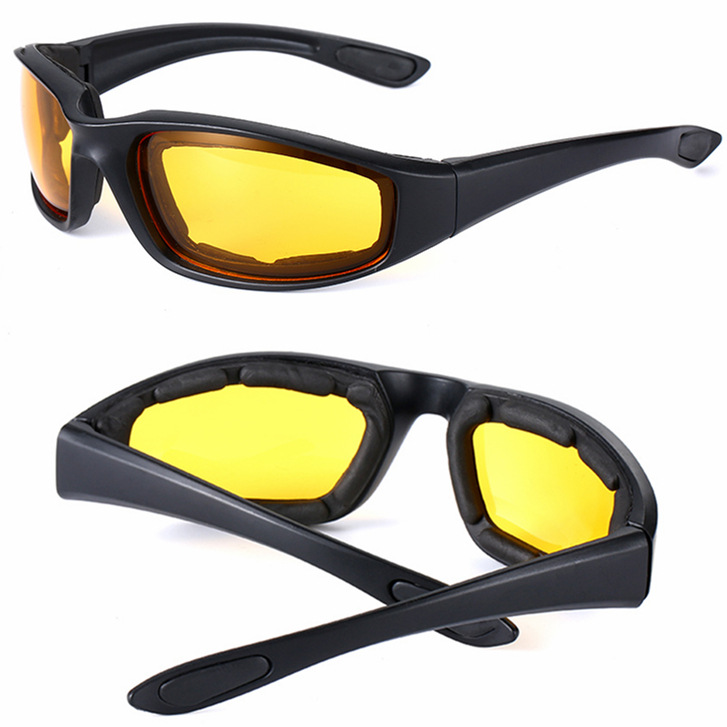 ROBESBON Factory wholesale outdoor bicycle riding glasses CS tactical protective glasses motorcycle