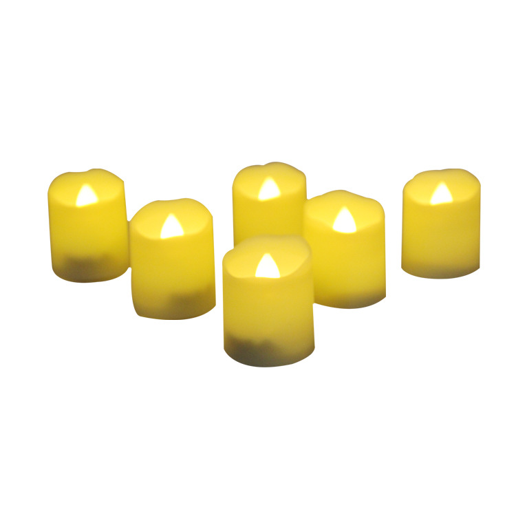 EuroFone High-quality exquisite button candle light Christmas luminous gift decoration Remote contro