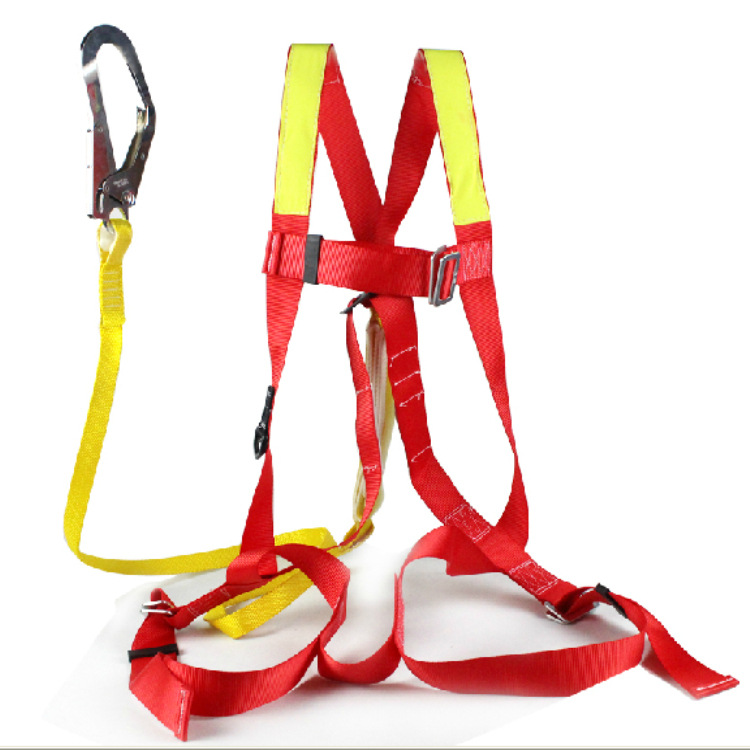 Honeywell DL-C1 safety belt single hook buffer rope suit high altitude operation protection