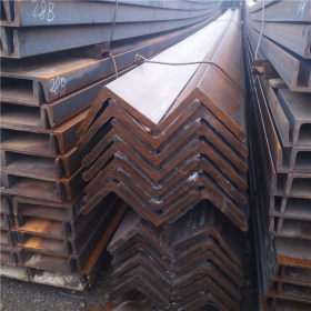 Factory direct sales Q235 galvanized angle steel Laiwu galvanized angle steel